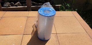 Filtros Tipo II depuradora piscina