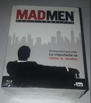 Mad Men Bluray