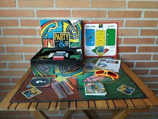 juego de mesa divertido party and co