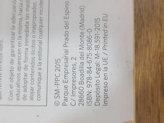 libro de texto de primaria