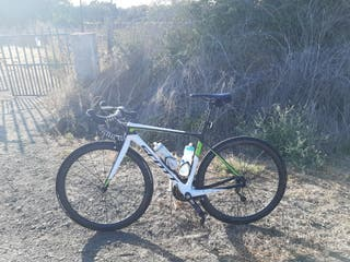 bici carretera scott solace talla S