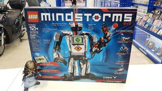 LEGO MINDSTORMS EV3 31313 PRECINTADO