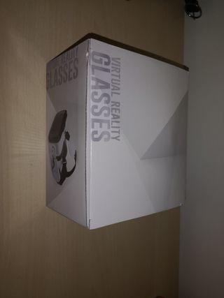 Gafas de realidad virtual edición limitada