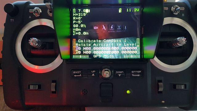 Quad Husban H501 X4 FPV RTF