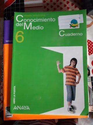 libro nuevo sin usar