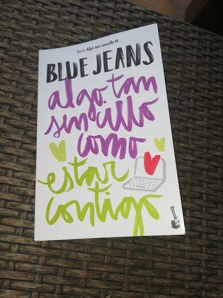 blue jeans: algo tan sencillo como estar contigo