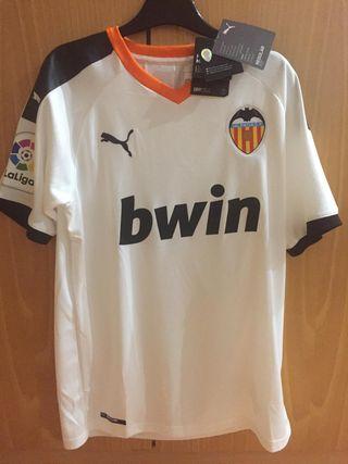Camiseta del Valencia C. F.