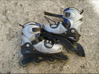 Patines/Rollers.