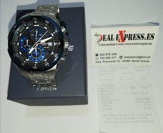 Wallapop Mano Reloj Edifice De Segunda Casio En bf6gyI7vY