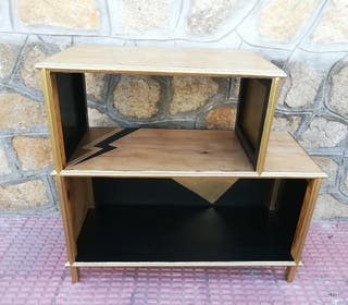 Mesa TV o mueble para vinilos