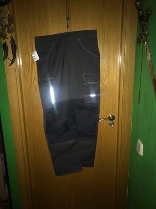Pantalón de trabajo antiabrasion