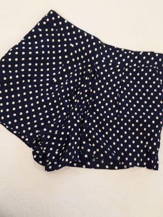 falda pantalon faldapantalon zara