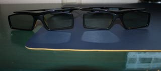 Gafas Samsung 3D Active SSG-3550CR