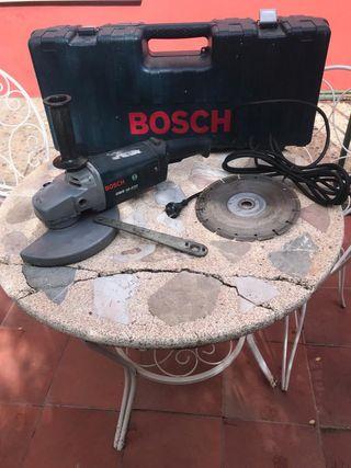 Amoladora Bosch radial