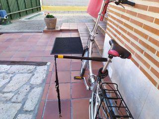 Enganche para bicicleta