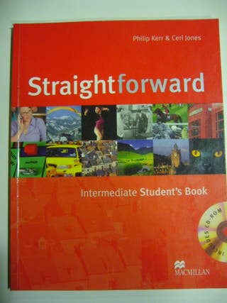 Libro Ingles Straight forward (B1)