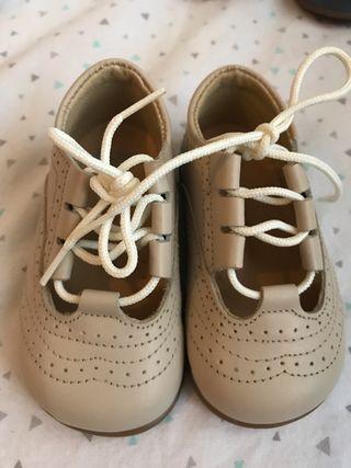 Zapato Inglés T.19