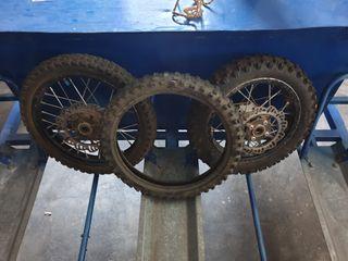 Juego de ruedas ( Pit bike)