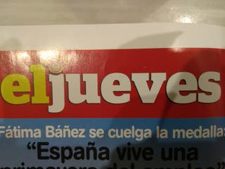 """REVISTAS """"EL JUEVES"""""""