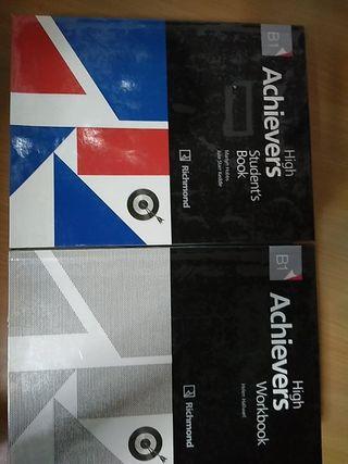 inglés B1 (libro y cuaderno)