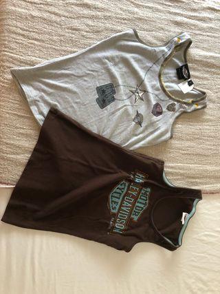 2 camisetas harley davidson