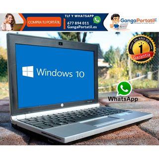 Portátil HP EliteBook 2170P, i5 / 8Gb Ram / SSD /