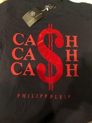 Camiseta phillip plein talla L