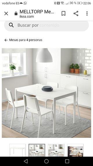 Mesa cocina o comedor