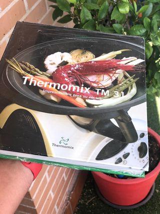 Libros termomix T31