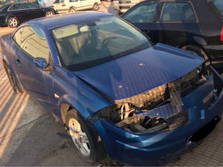Renault Megane Megane Cabrio 2004