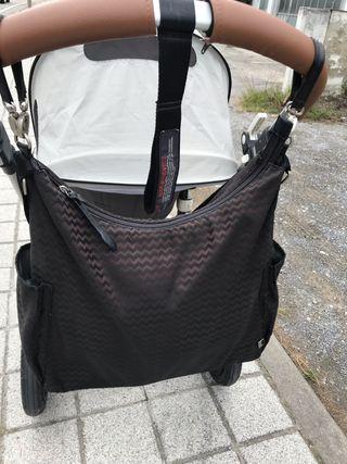 Bolso organizador para carro o silla bebé