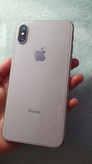 Iphone X 256GB BLANCO!
