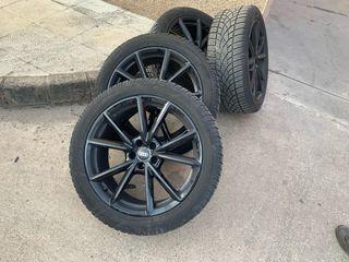 "Llantas originales Audi 20"""