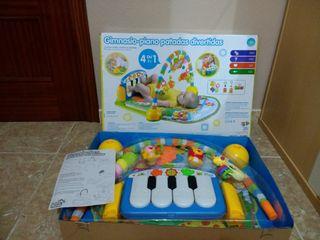 Mantita actividades musical