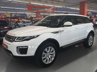 Land-Rover Range Rover Evoque 12 MESES DE GARANTIA, AUT, GPS, TECHO