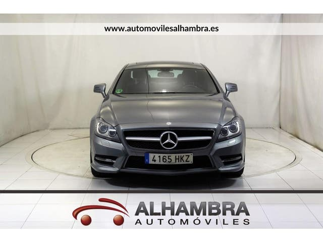 Mercedes-Benz Clase CLS Coupé 500 4MATIC BLUE EFFICIENCY AUTO