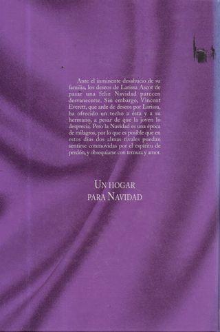 LIBRO UNHOGAR PARA NAVIDAD DE JOHANNA LINDSEY