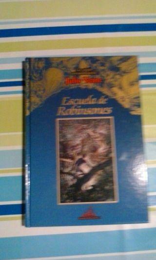 Libro Julio Verne