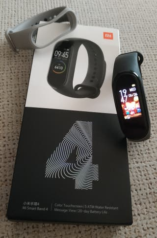 Pulsera Xiaomi mi band 4 + recambio