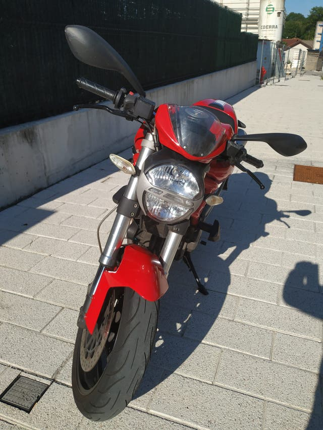 Ducati Monster 696 2008