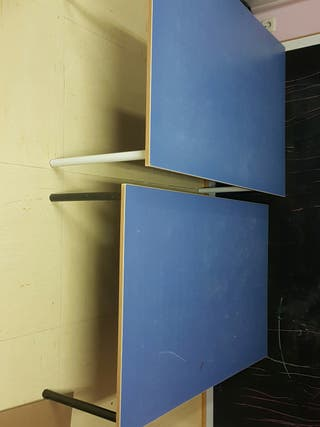 Lote 4 mesas escuela infantil