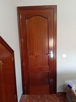 puertas de madera masisas