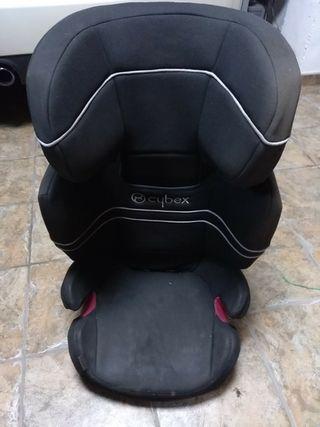 silla para coche con isofix