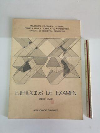 libro Geometría Descriptiva. Ejercicios