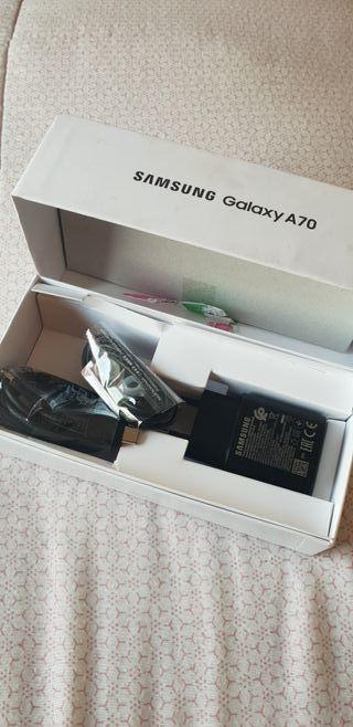 cargador y manos libres Samsung orijinal