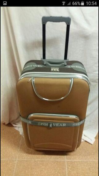 maleta de viaje grande familia