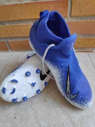 Botas de fútbol Talla38'5