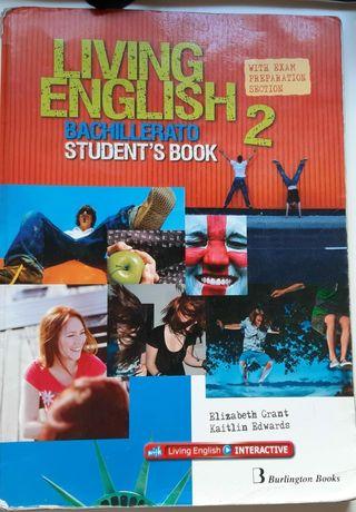 Libro de inglés de 2°de bachillerato