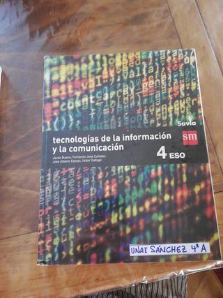 Libro de TIC 4° ESO
