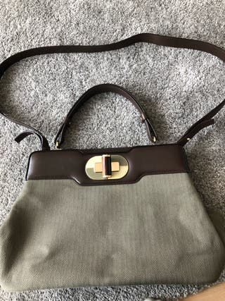 Vintage Bvlgari Turn lock handbag